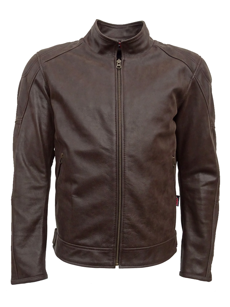 JTS Hudson Jacket Brown