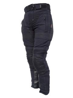 Ladies Waterproof Textile Motorcycle Trousers