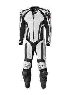 1 Piece Leather Motorcycle Suit
