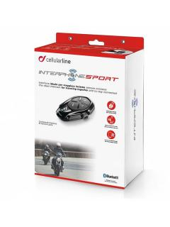 Interphone Sport Motorcycle Helmet Intercom