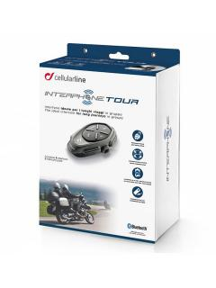 Interphone Tour Motorcycle Helmet Intercom