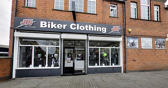JTS Biker Clothing Leicestershire