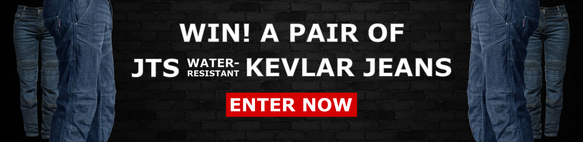 JTS Biker Clothing Kevlar Jeans Competition