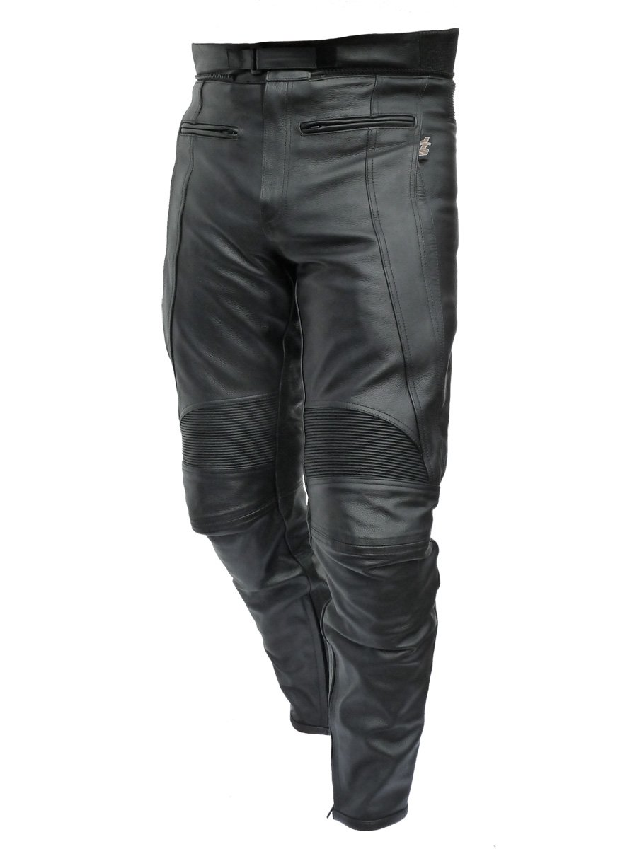 Richa TG-1 Trousers Leather Pants Review - Motorcycle Gear Hub