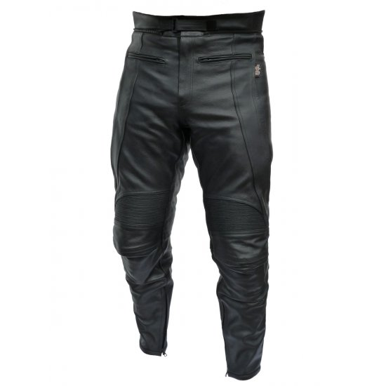 JTS Cobra 3 Mens Leather Motorcycle Trousers