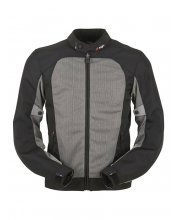 Furygan Genesis Mistral Evo Motorcycle Jacket Grey