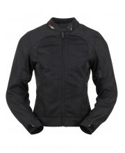 Furygan Genesis Mistral Ladies Motorcycle Jacket Black