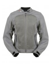 Furygan Genesis Mistral Ladies Motorcycle Jacket Grey