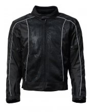JTS Rock Vented Motorcycle Jacket