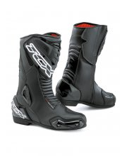 S-Sportour Evo Motorcycle Boots Black