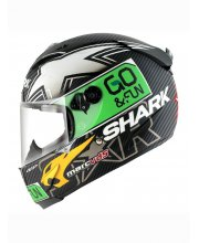 Shark Race-R Pro Carbon Redding Dual Touch Go & Fun Motorcycle Helmets