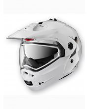 Caberg Tourmax White Motorcycle Helmet at JTS Biker Clothing