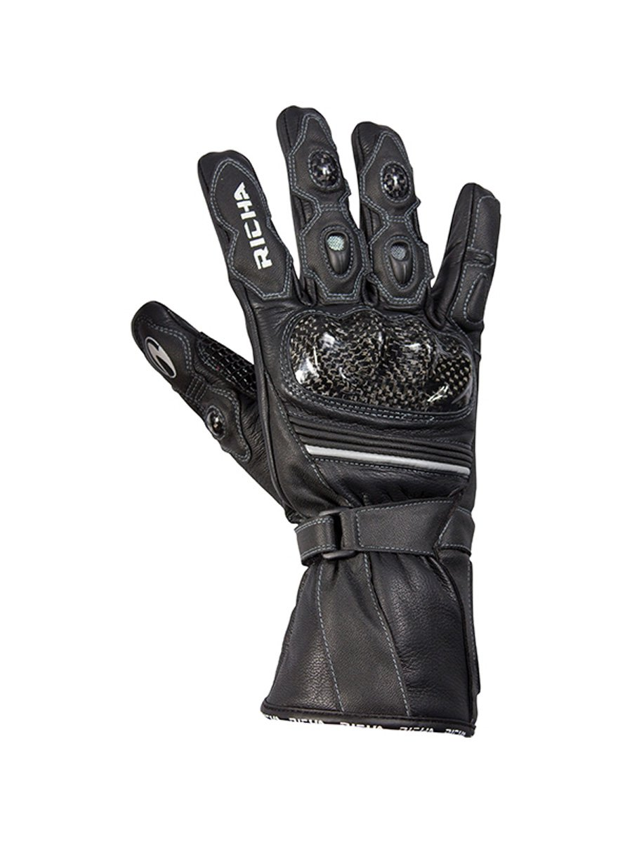 Motorcycle gloves richa - Richa Traction Motorcycle Gloves
