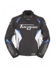 Furygan Wind Textile Motorcycle Jacket Blue