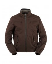 Furygan Denver Textile Motorcycle Jacket Brown