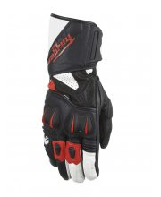 Furygan RG18 Motorcycle Gloves Red
