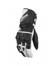 Furygan RG18 Motorcycle Gloves White