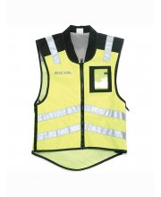 Richa Sleeveless Motorcycle Safety Jacket