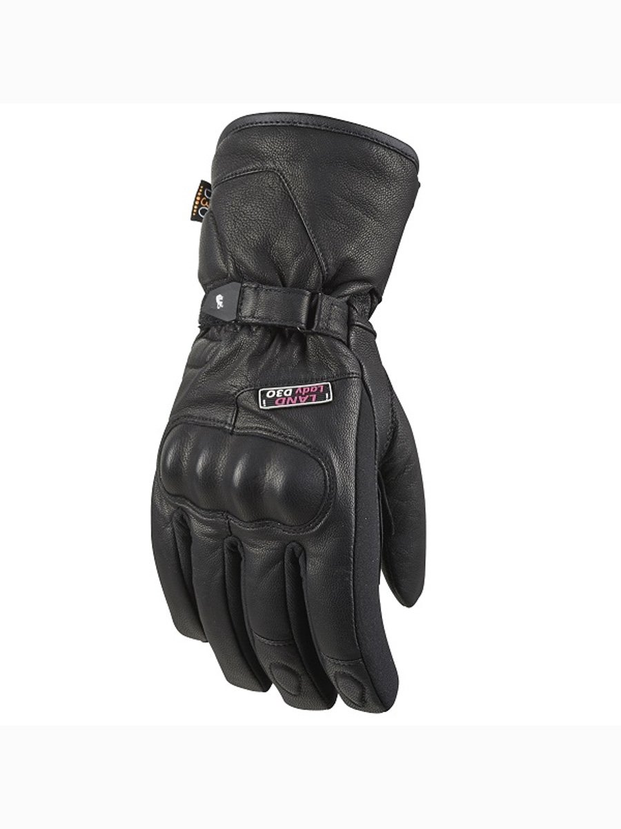 Motorcycle gloves d30 - Furygan Lady Land D30 Evo Motorcycle Gloves