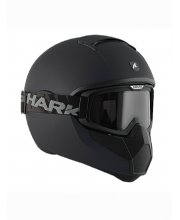 Shark Vancore Blank Mat Motorcycle Helmet at JTS Biker Clothing