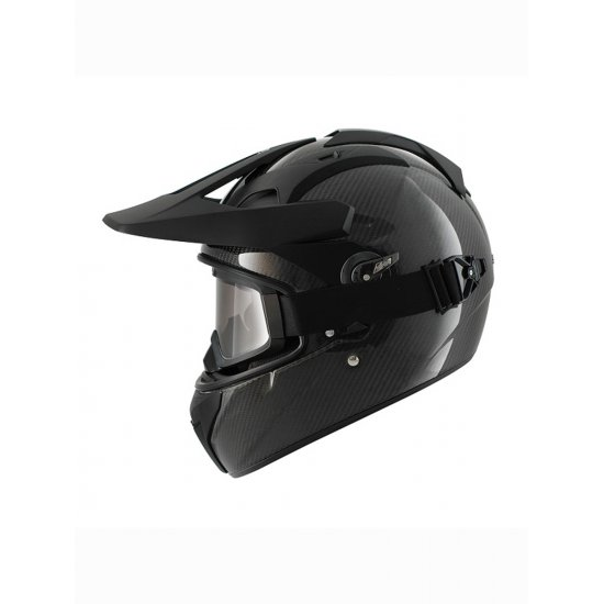 Shark Explore-R Carbon Skin Motorcycle Helmet