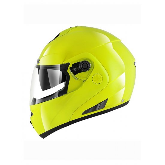 Shark Openline High Visibility Motorcycle Helmet