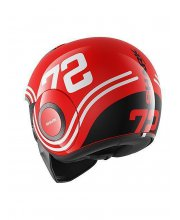 Shark Raw 72 Motorcycle Helmet