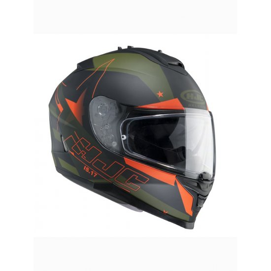 HJC IS-17 Armada Motorcycle Helmet