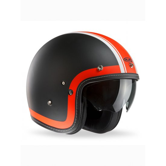 hjc fg 70s heritage motorcycle helmet free uk delivery exchanges jts biker clothing. Black Bedroom Furniture Sets. Home Design Ideas