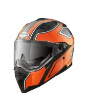 Caberg Stunt Blade Motorcycle Helmet Orange