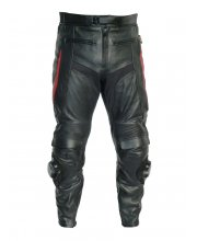 JTS Cobra 2 Mens Leather Motorcycle Trouser
