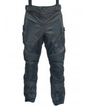 JTS Dual 2 in 1 Vented Summer Motorcycle Trousers