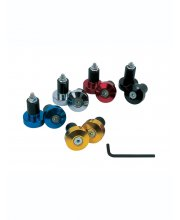 Oxford BarEnds 1 Essential Flat Anodised Bar End