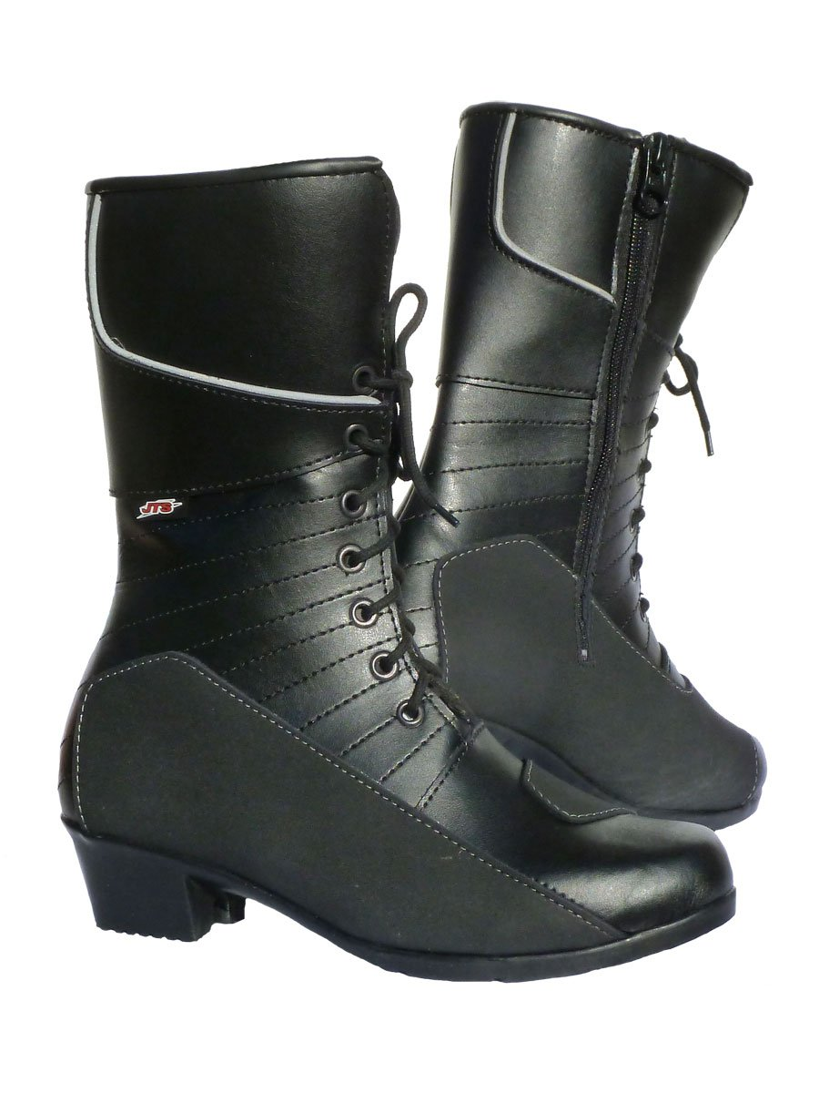 JTS Bella Ladies Waterproof Motorcycle Boots - FREE UK DELIVERY ...
