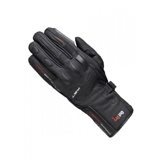 Held Secret Dry Motorcycle Gloves Black