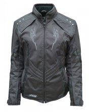 JTS Bella Ladies Textile Motorcycle Jacket