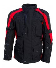 JTS Urban Waterproof Textile Motorcycle Jacket