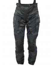 JTS Dual 2 in 1 Ladies Vented Motorcycle Trousers