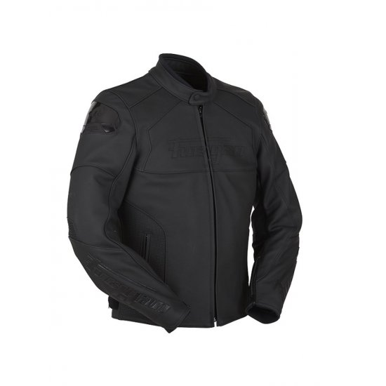 Furygan Dark Evo Leather Motorcycle Jacket