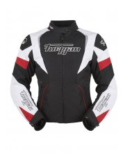 Furygan Xenia Ladies Textile Motorcycle Jacket Red