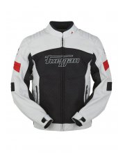 Furygan Discovery Mesh Motorcycle Jacket Grey