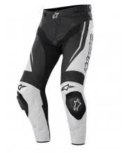 Alpinestars Track Leather Motorcycle Trousers