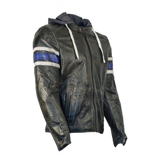 Richa Toulon Leather Motorcycle Jacket Free Uk Delivery