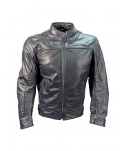 Richa Cafe Leather Motorcycle Jacket