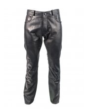 Richa Classic Leather Motorcycle Jeans
