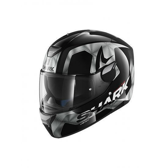 Shark Skwal Trion Chrome Motorcycle Helmet Chrome