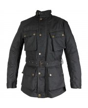 Richa Bonneville Ladies Wax Cotton Motorcycle Jacket