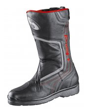 Held Conan Touring Motorcycle Boots Red