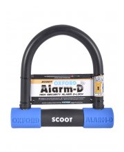 Oxford Alarm-D Scoot Motorcycle U Lock