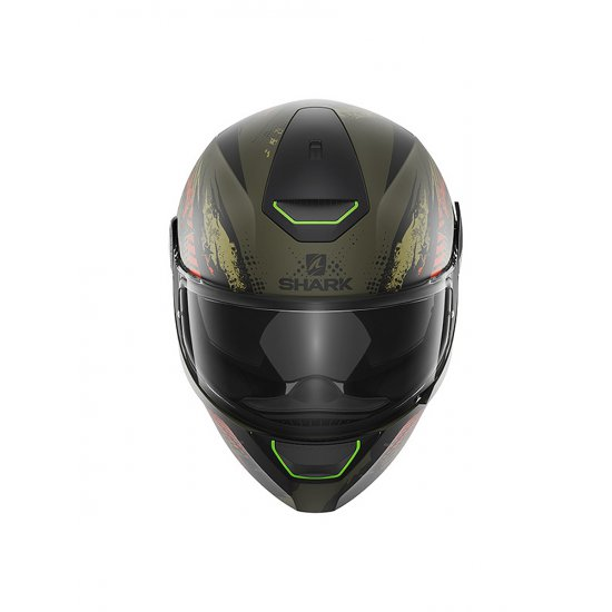 Shark Skwal Switch Motorcycle Helmet Khaki